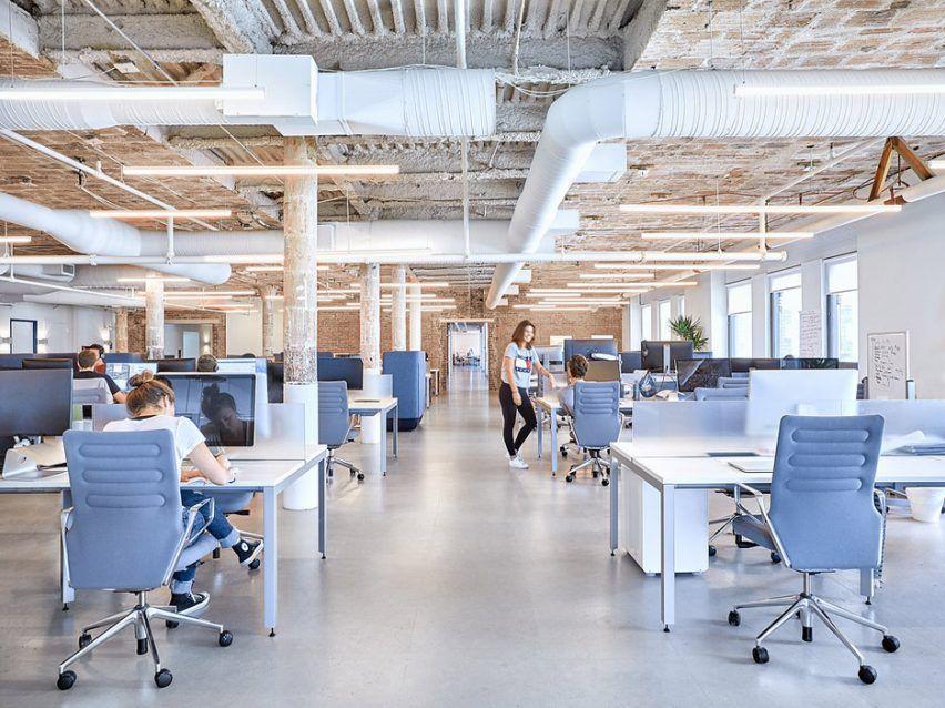 Float Design Studio S Office For Casper Office Interior Design Office Interiors Design Studio Office