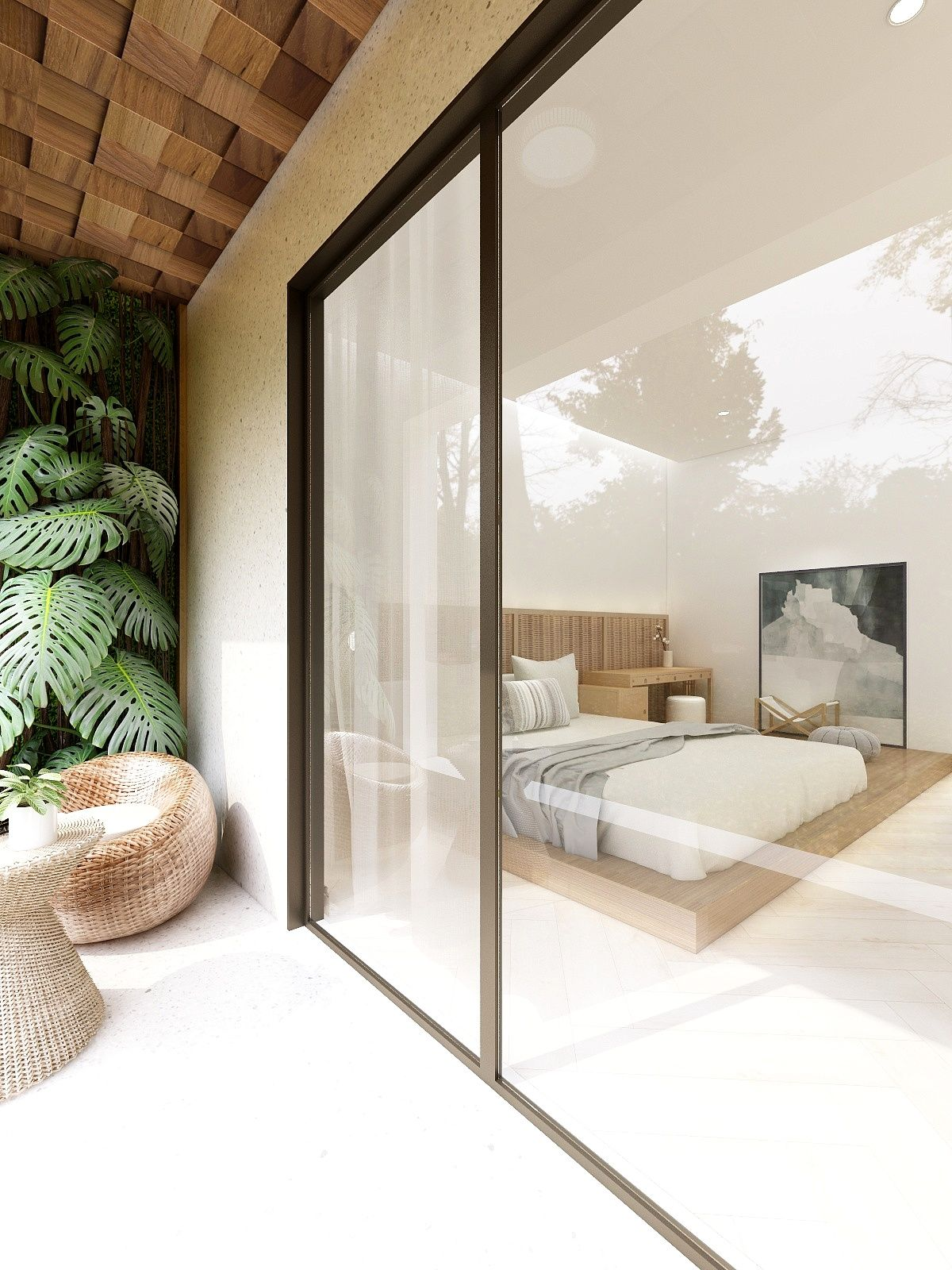 Created By Free App Coohom Interior Design House Design