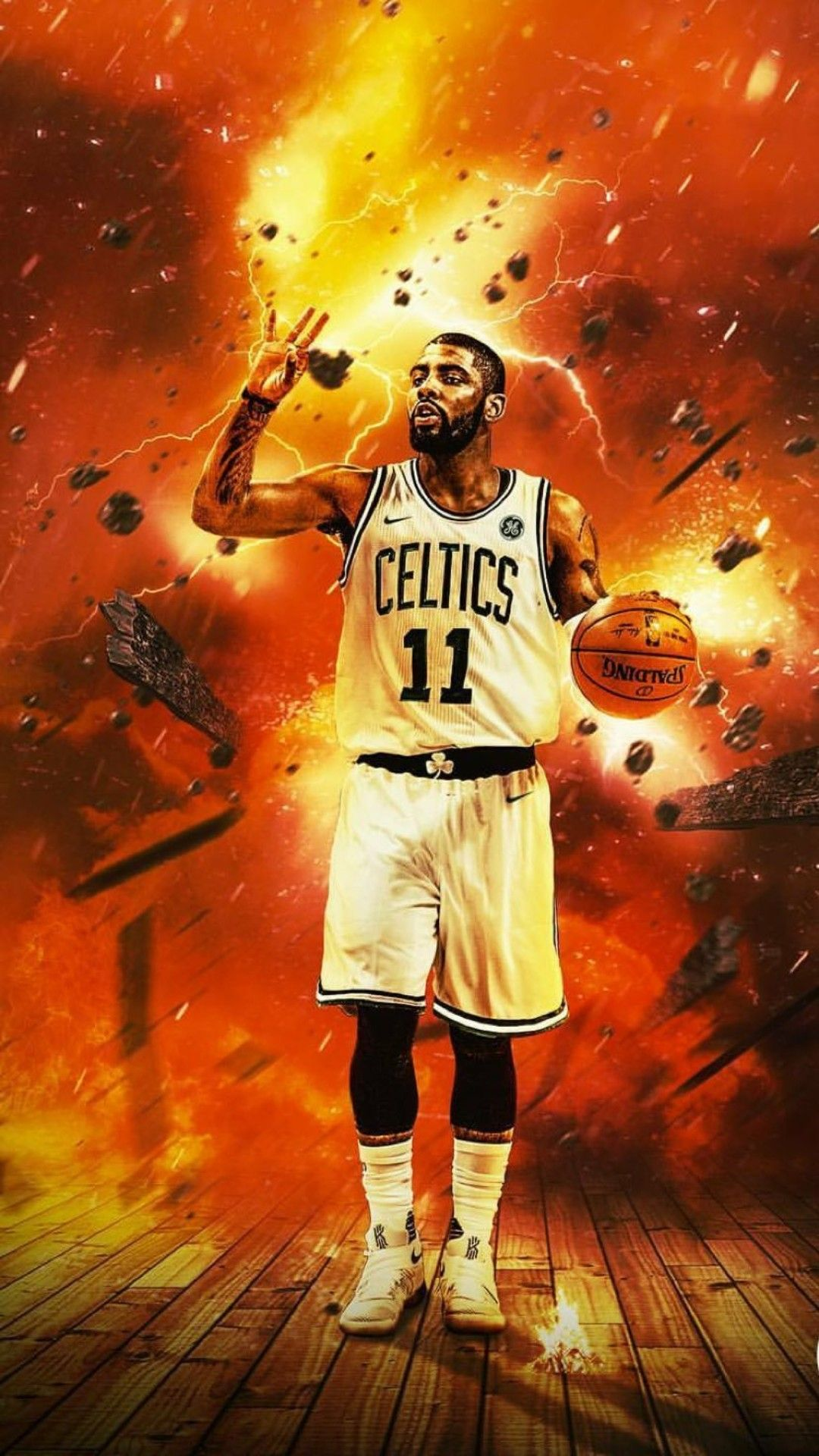 Kyrie Irving wallpaper BASKETBALL Pinterest Kyrie