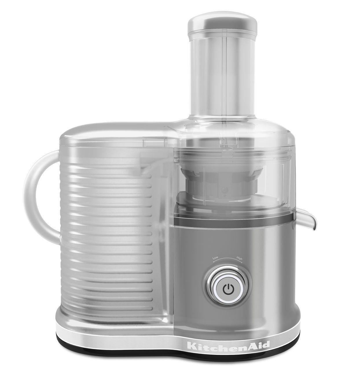 Easy clean juicer fast juicer kvj0333ob kitchenaid