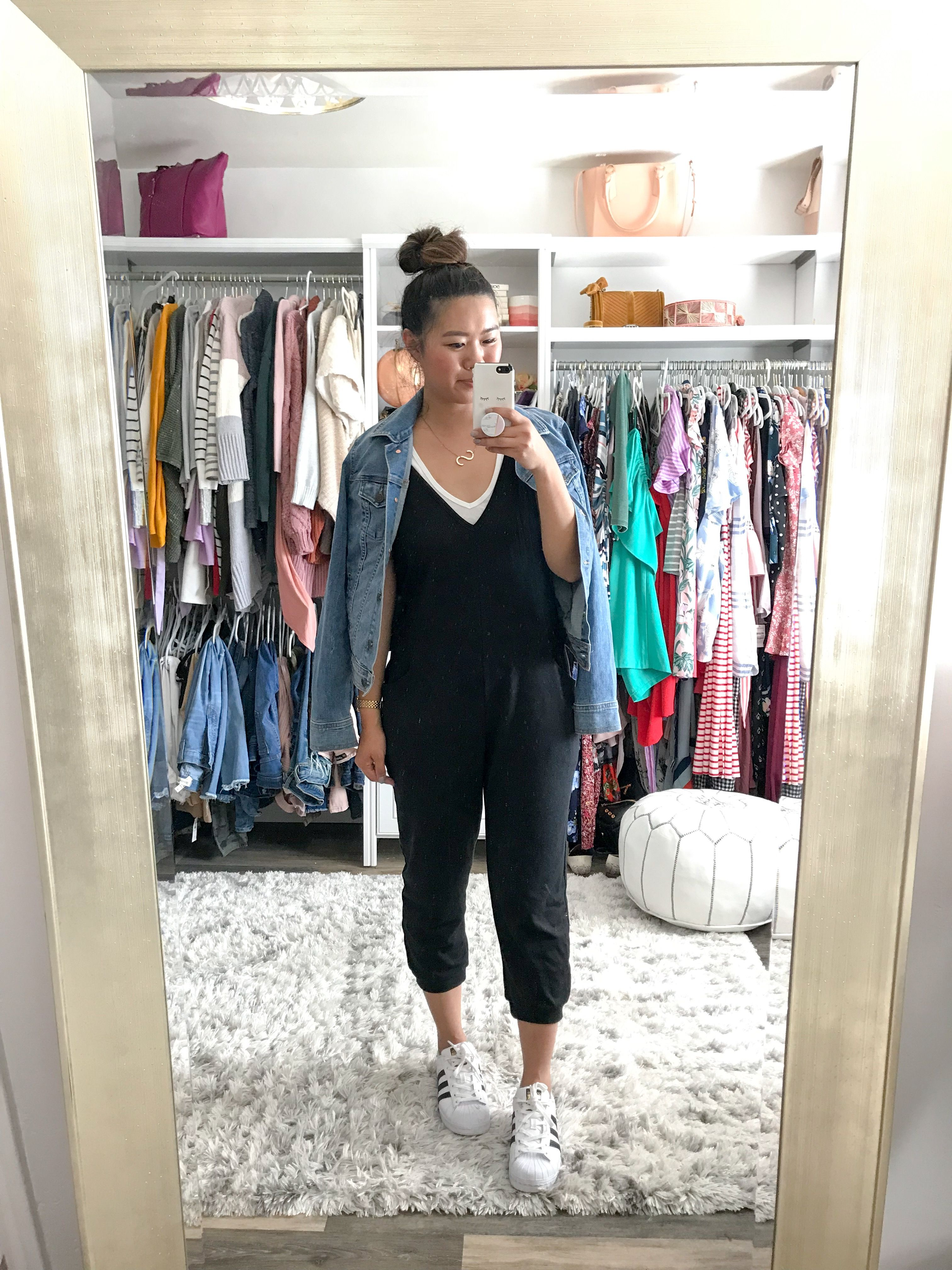 12 Ways To Style A Casual Jumpsuit #casualjumpsuit