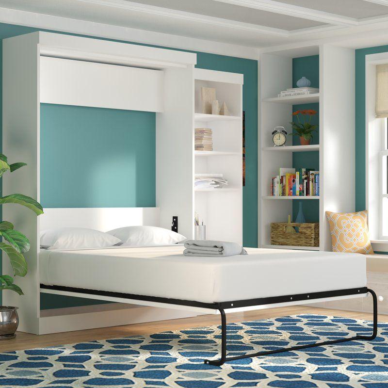 Brayden Studio Walley Murphy Bed Reviews Wayfair Murphy Bed Desk Queen Murphy Bed Best Murphy Bed