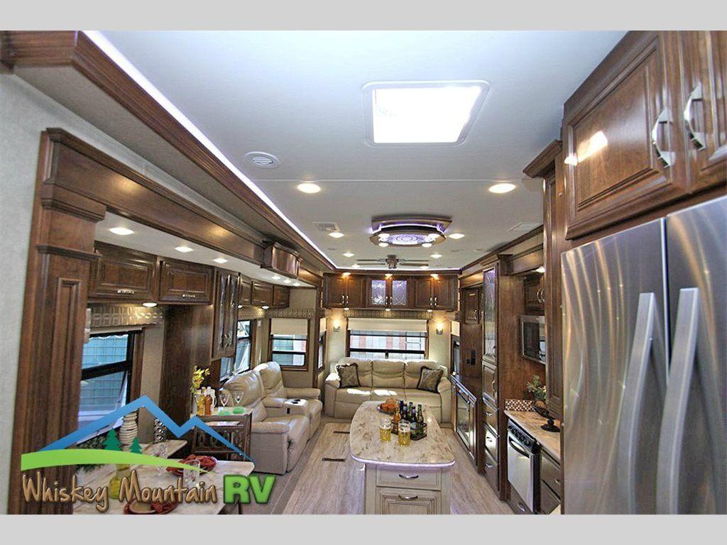 Used 2016 DRV Luxury Suites Mobile Suites 40KSSB4 Fifth