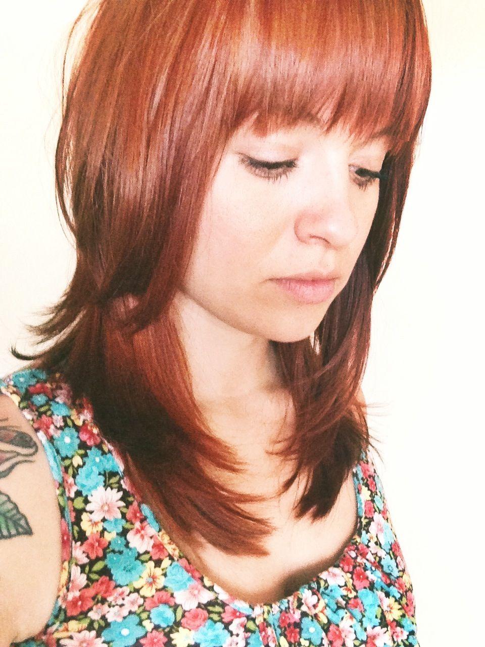 Hair cut redhead, xxx hot iran