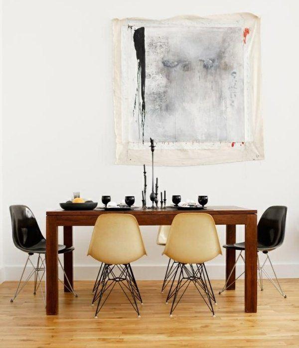 107 idées fantastiques pour une salle à manger moderne Modern