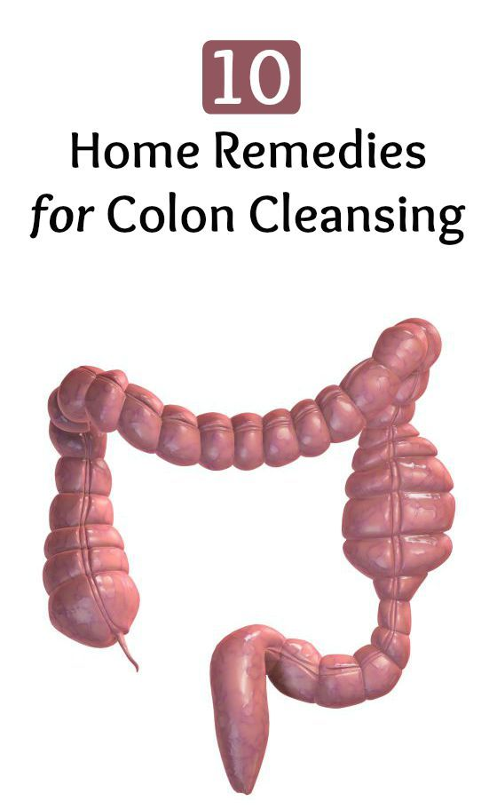 Best 25 Colon Detox Ideas On Pinterest Colon Cleanse