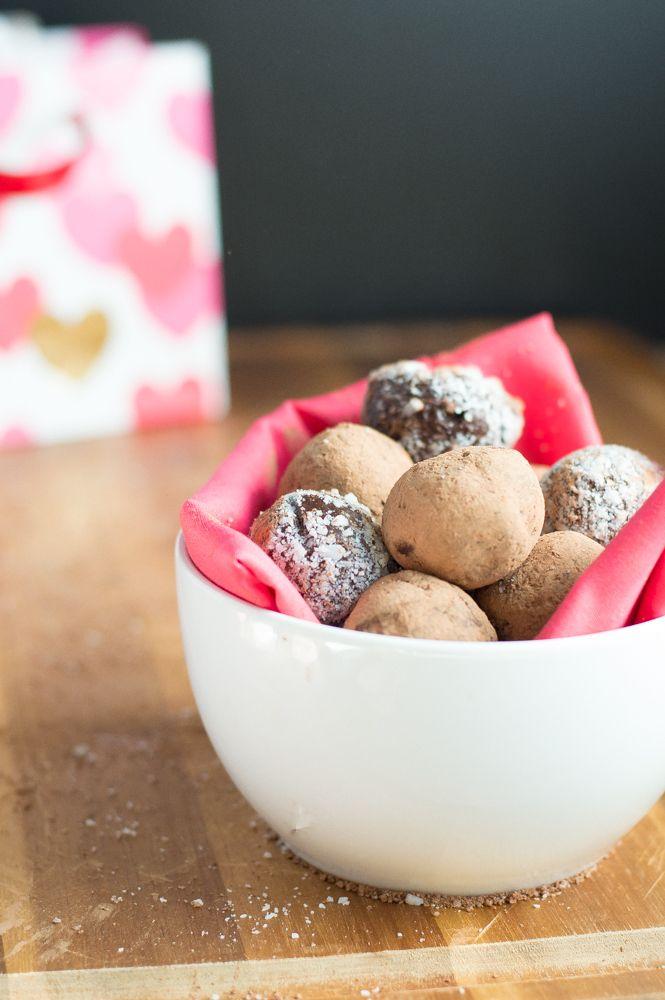 The Movement Menu - Chocolate Lavender Truffles