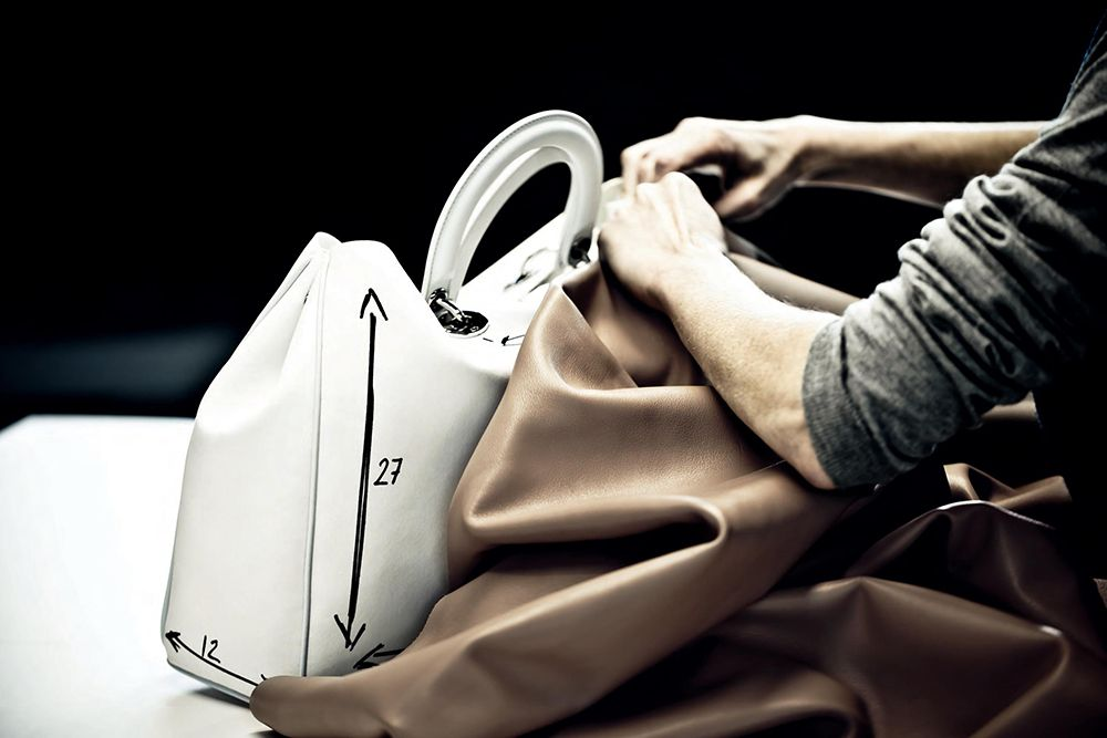 5404a0f4a7c9 Go Behind the Scenes in the Making of a Dior Bag