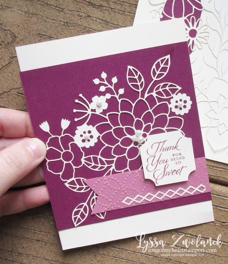 Delightfully Detailed Lace Sheet Cards Designer Paper Cards