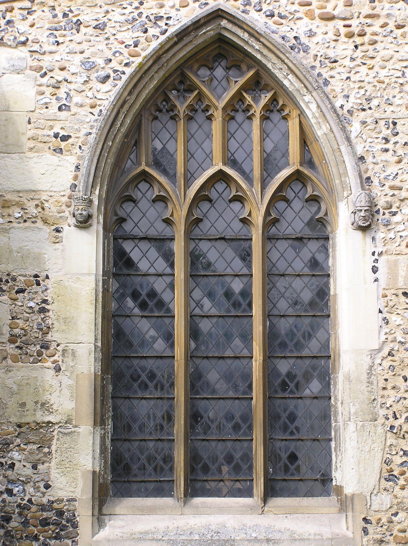 Gothic pinterest for Architecture windows