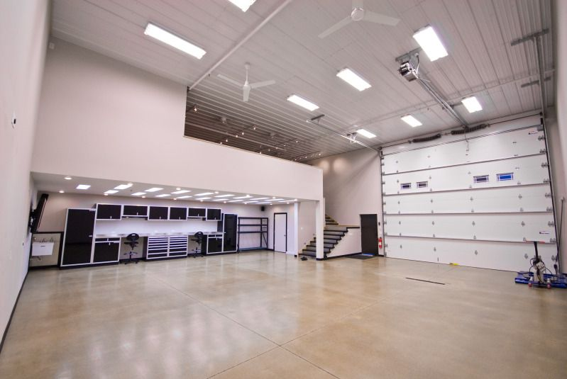 I Could Build Anything In Here Man Garage Garage Design Garage