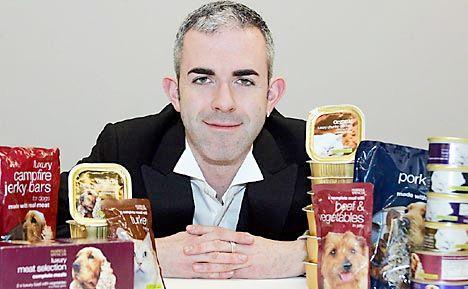 Pet Food Taster Worker