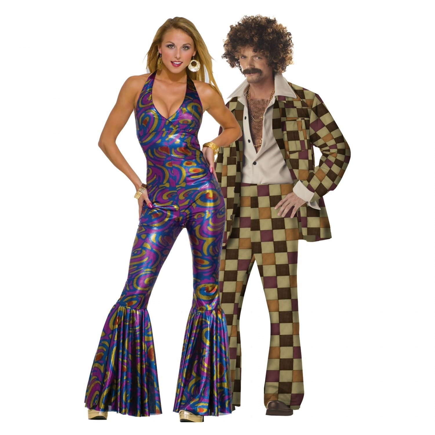 images of the 70u0027s | Disco Diva and Funky 70u0027s Couples Costume Image  sc 1 st  Pinterest & images of the 70u0027s | Disco Diva and Funky 70u0027s Couples Costume Image ...