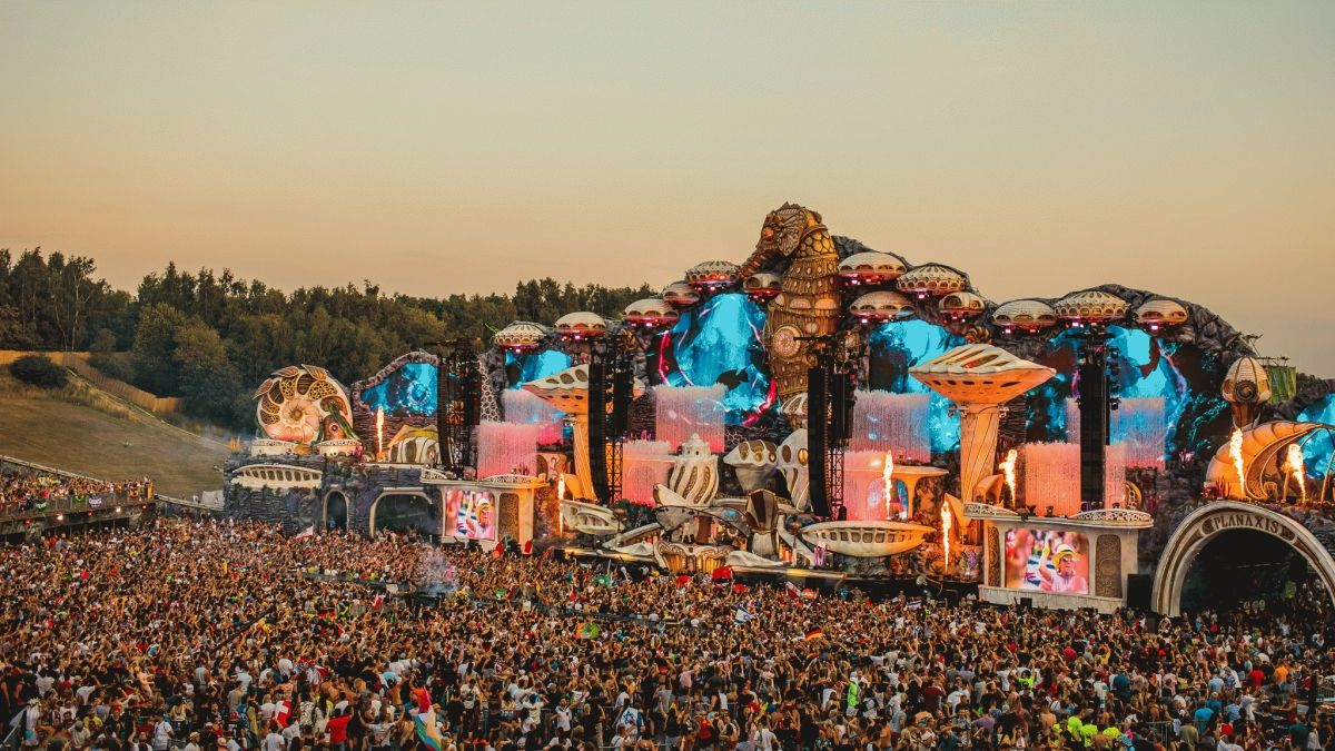 Tomorrowland 2018 - Weekend 1 :: Albums :: Tomorrowland Media ...