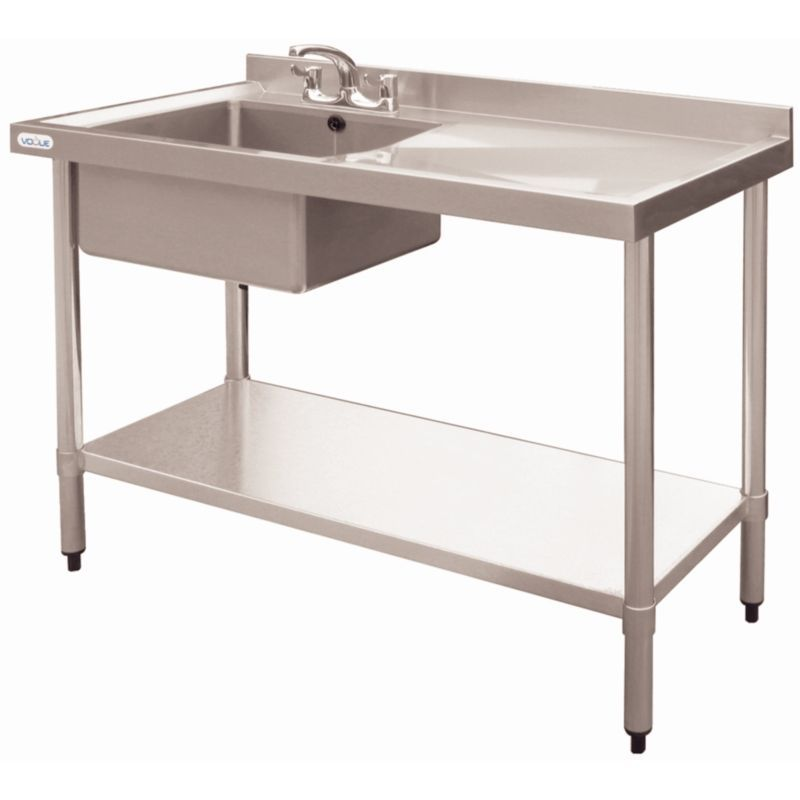 Possible sink area solution - or for gardening area outside?