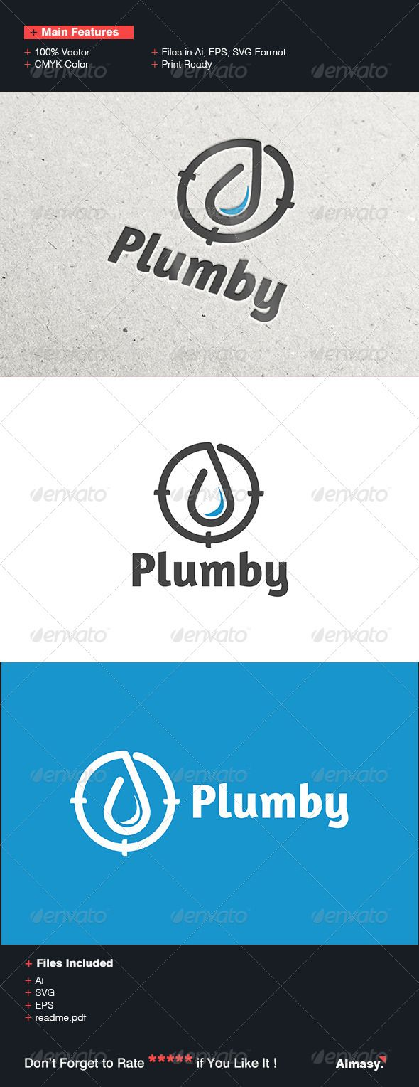 Plumby Logo Template