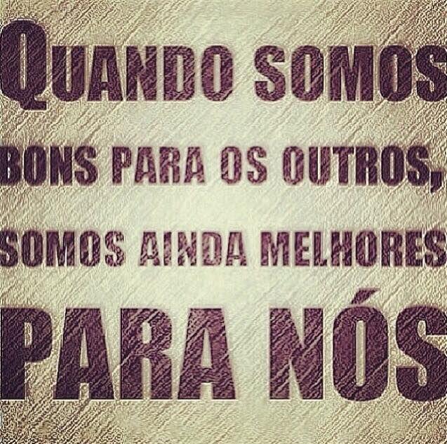 Um ótimo dia a todos!  #serbom #melhorparanós #ajudar #bomdia #pensenisso #pararefletir