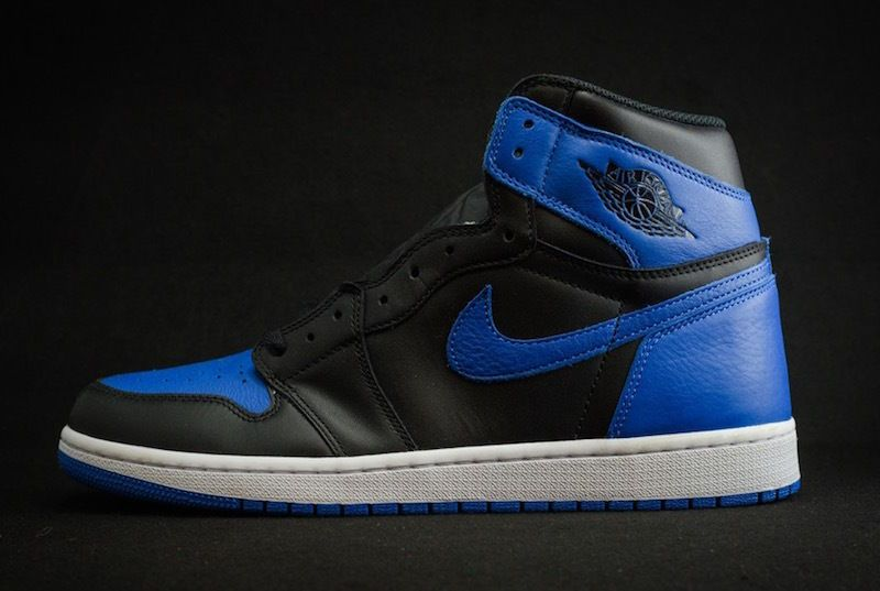 Check out Mens Nike Air Jordan 1 Retro High OG Royal Size 15,16,