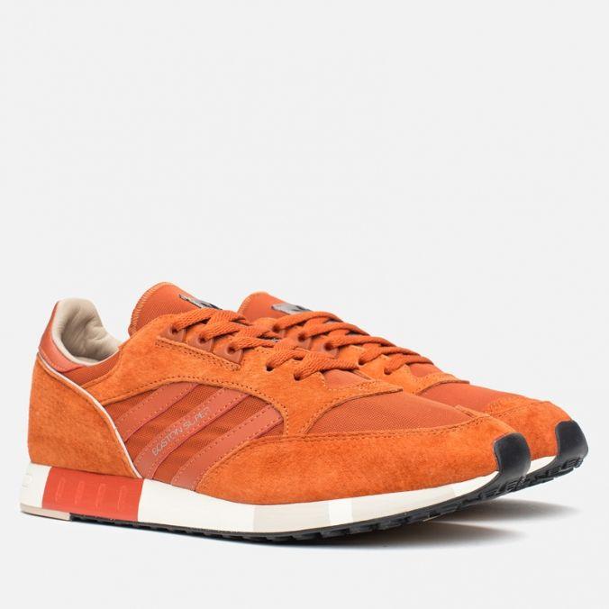 online store 97d59 89281 Кроссовки мужские adidas Originals Boston Super Fox RedDust Sand. Article  S81433. Release 2015.
