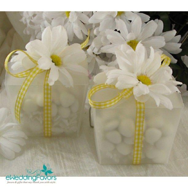 15 Amazing Daisy Themed Wedding Ideas