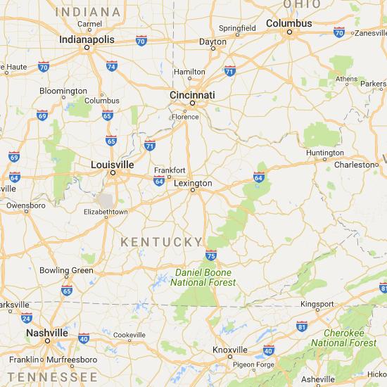 Kentucky Covered Bridge Map Kentucky Pinterest Kentucky