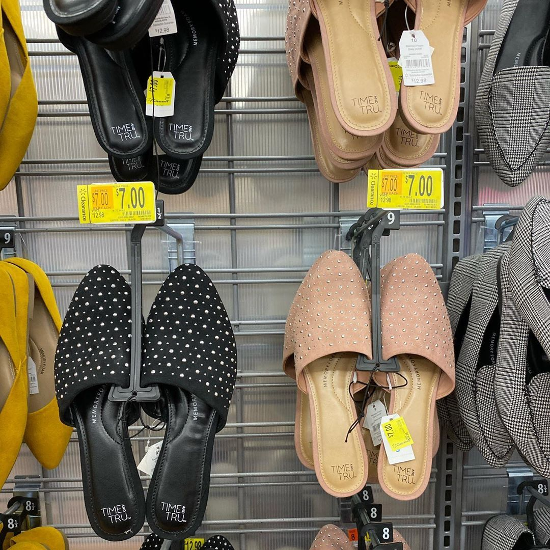 Ladies, Wal-Mart had some super cute