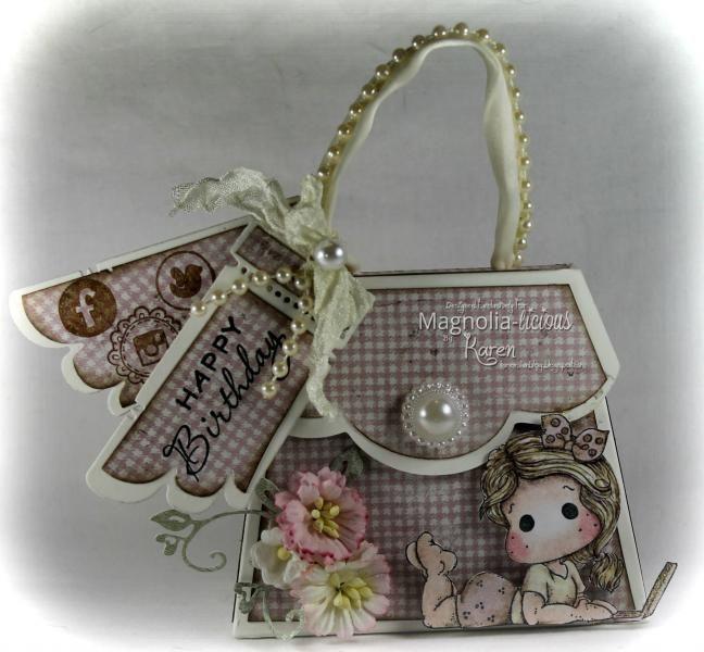 Birthday Purse Bag