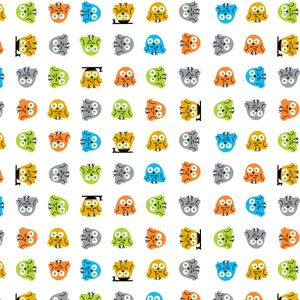 Ed Emberley - Happy Drawing - Owls in Multi