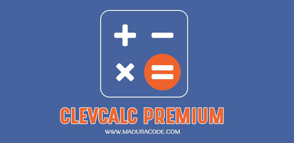 Clevcalc Calculator Premium V2 15 2 Apk Premium Gaming Logos Android Apps