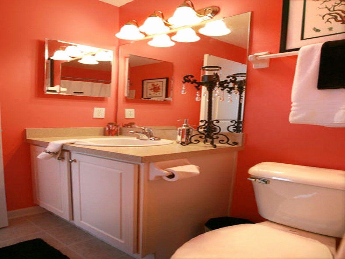 C Colored Bathroom Decor