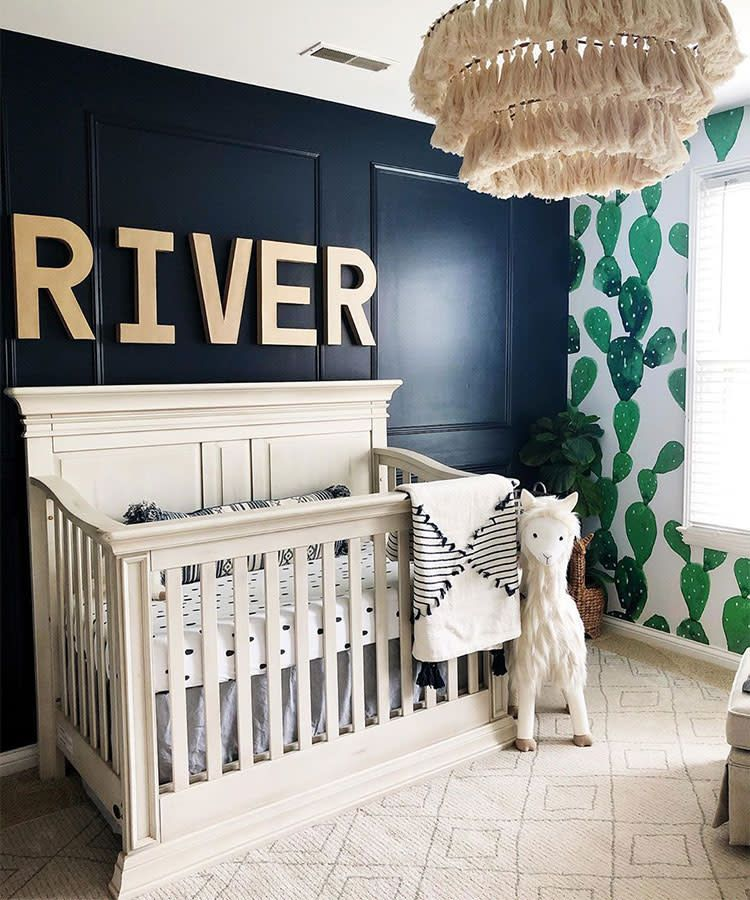 46 Baby Boy Nursery Ideas For A Picture Perfect Room Cool Kids Rooms Interior Design Decor