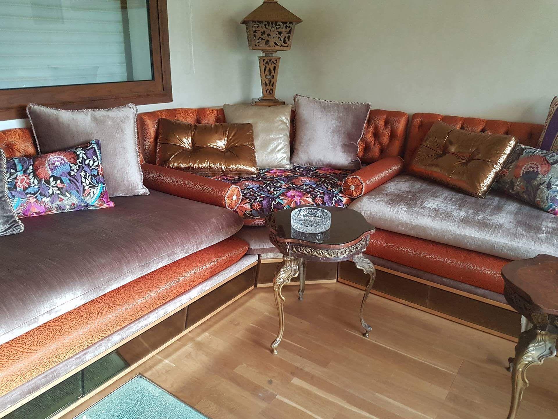 Salon moderne – salon marocain moderne – cousins – Intérieur sur ...
