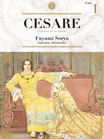 Cesare, tomes 1 à 8 - Fuyumi Soryo - Site de opaledefeu !