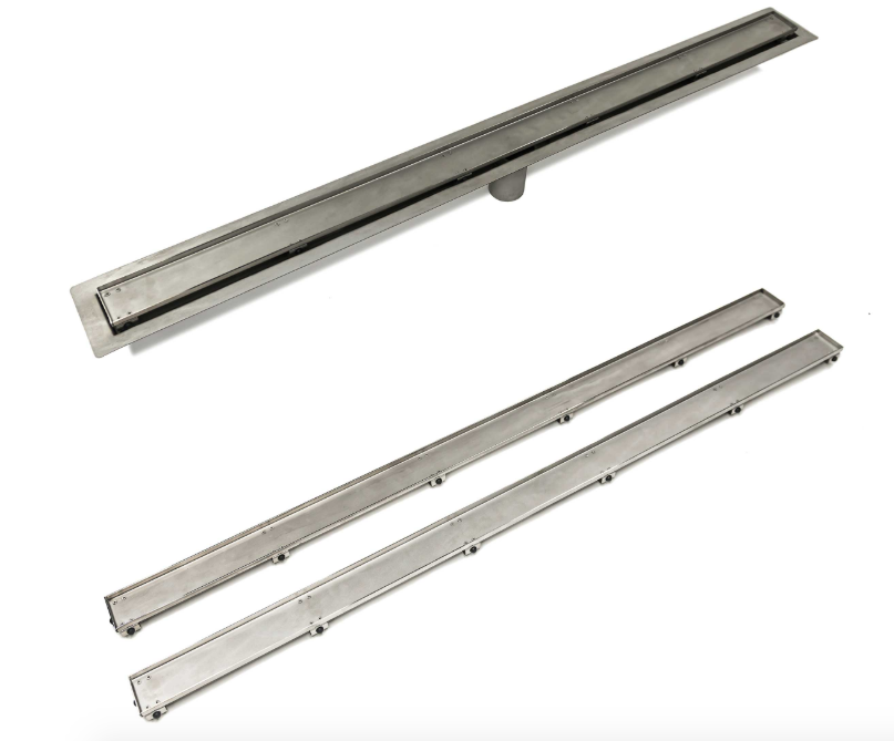 Complete Shower Drain Systems Shower Drain Linear Drain Linear Drain Shower