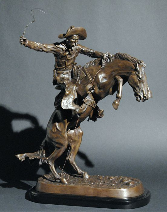 Beautiful Remington Sculpture!   Art in 2019   Art, Western