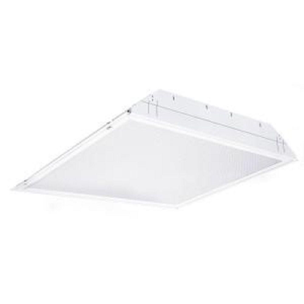 2 ft. x 2 ft. Contractor Select LED Lensed Troffer