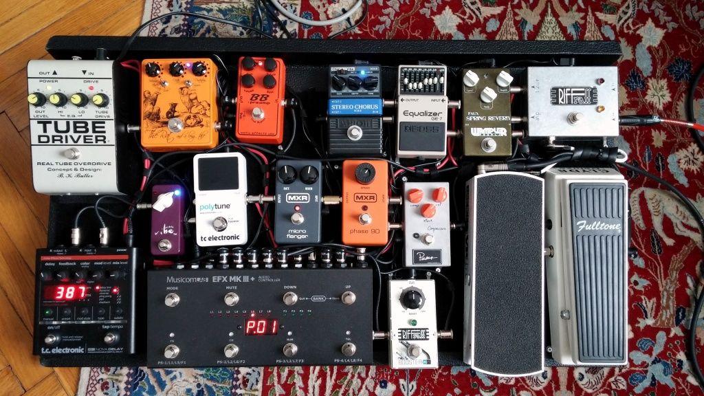 pedalboard guitar gear pedalboard guitar pedals guitar effects pedals. Black Bedroom Furniture Sets. Home Design Ideas