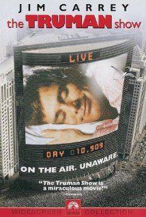 The Truman Show 1998 The Truman Show Jim Carrey Movies Love Movie
