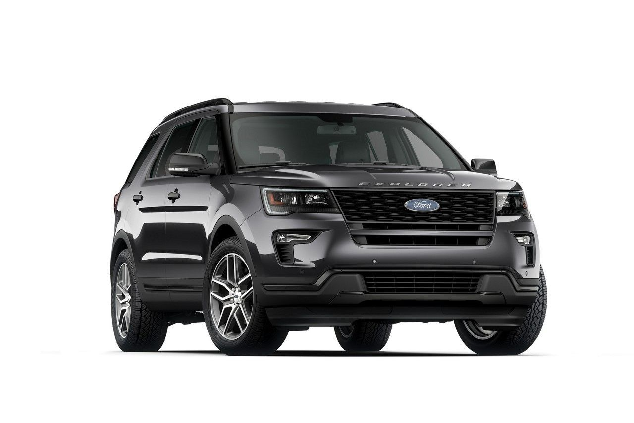 2016 Ford Explorer Reviews and Rating Motor Trend Ford