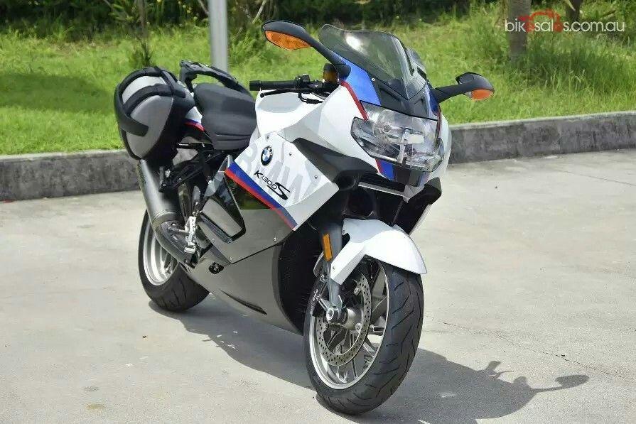 2015 Bmw K 1300 S Motorsport Motorcycle Loooong Riders Bike