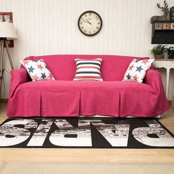 Please Contact Us If You Want To Place A Custom Order We Will Recalculate The Price And Send You The Custom Order L Sofa Covers Slip Covers Couch Simple Sofa