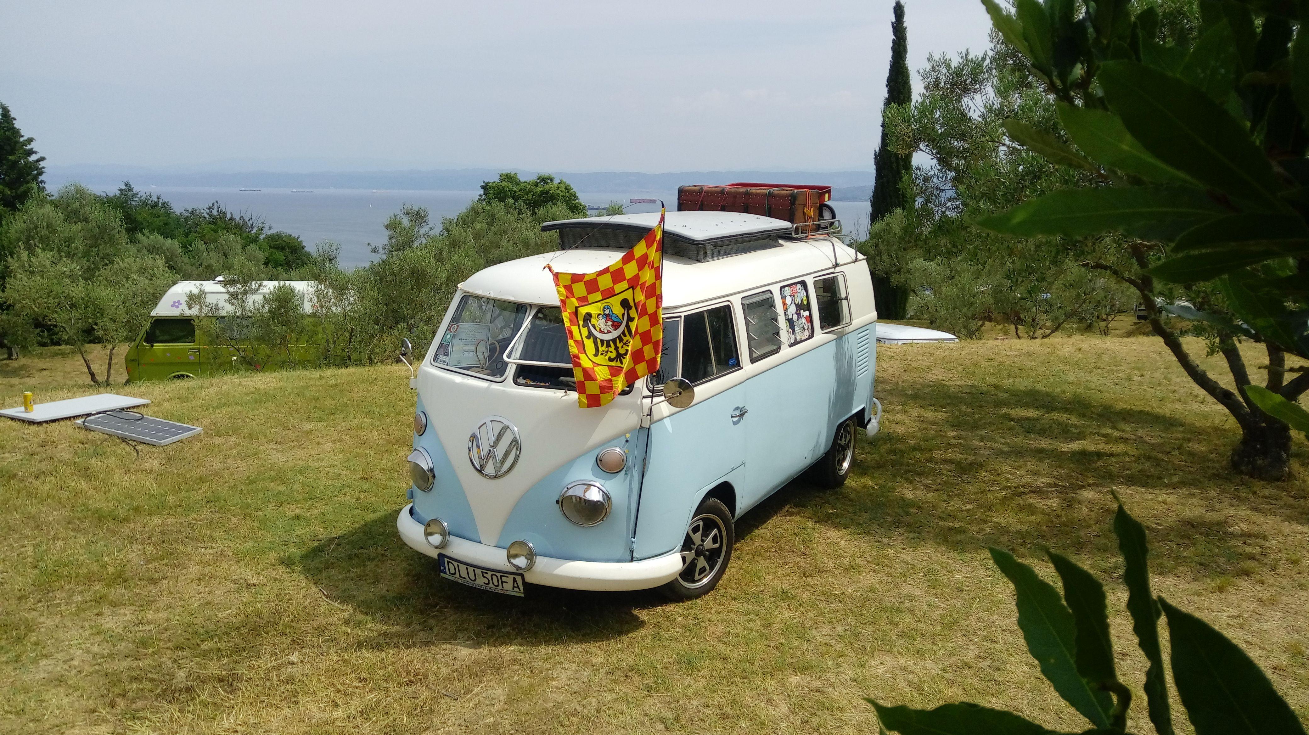VW Bulli Izola Slovenija vw Bulli