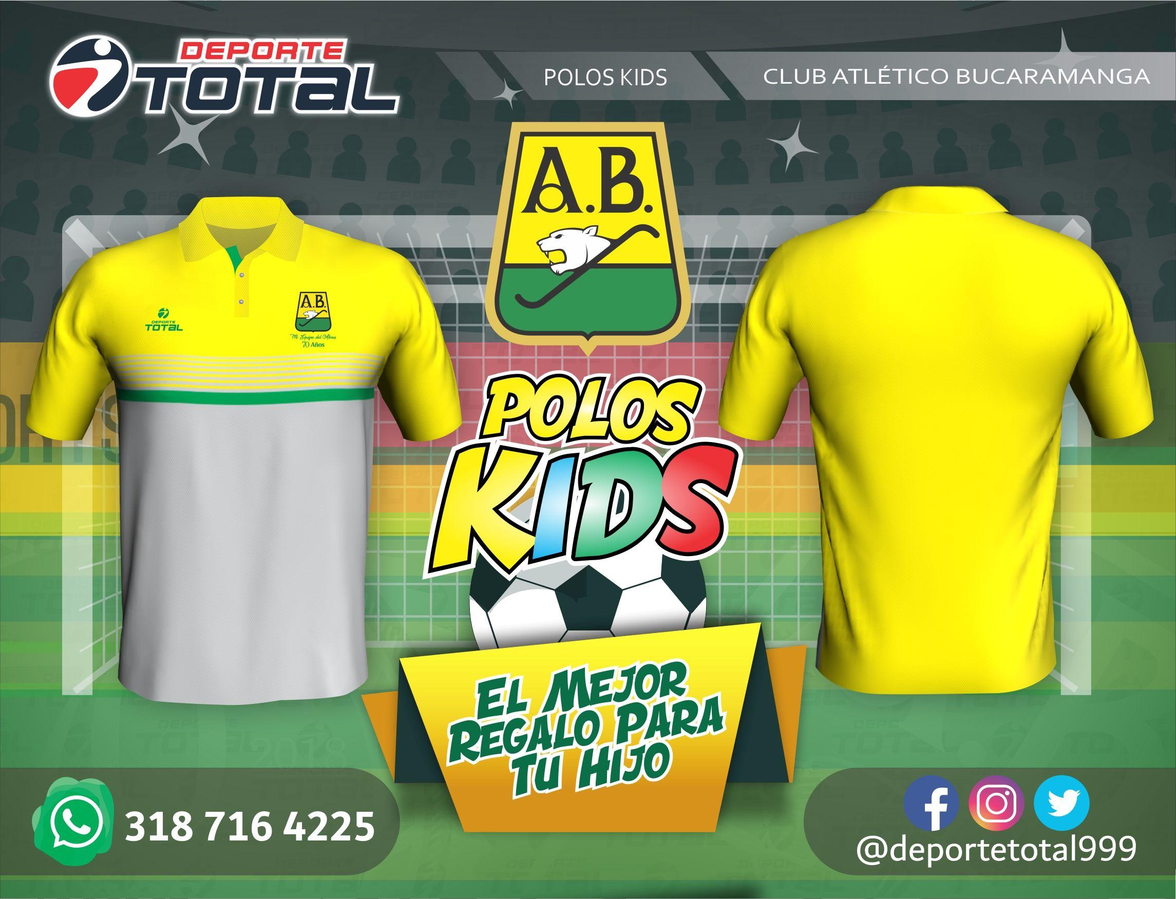 Camiseta tipo polo - Niños tallas 4 - 6 - 8 - 10 - 12 - 14 - 16 ... 38586a55e1cbd