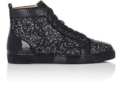 66cacb3d6e78 CHRISTIAN LOUBOUTIN Louis Flat Sneakers.  christianlouboutin  shoes   sneakers