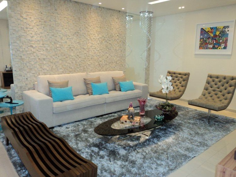 Wandgestaltung mit 3d Paneelen in Sandton yatak odalari