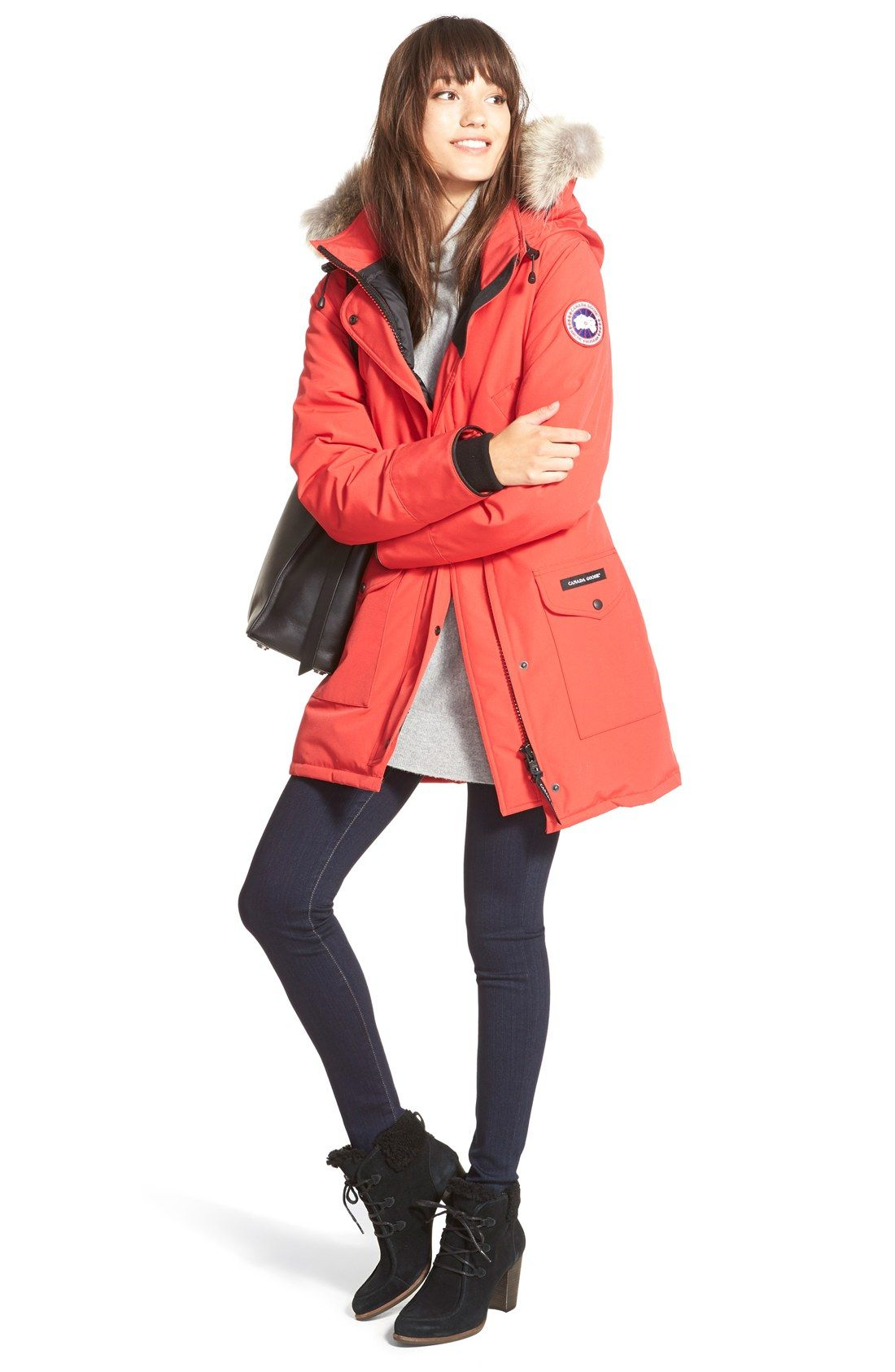 canadagoose#@$99 on | styling tips | Blazer fashion, Fashion