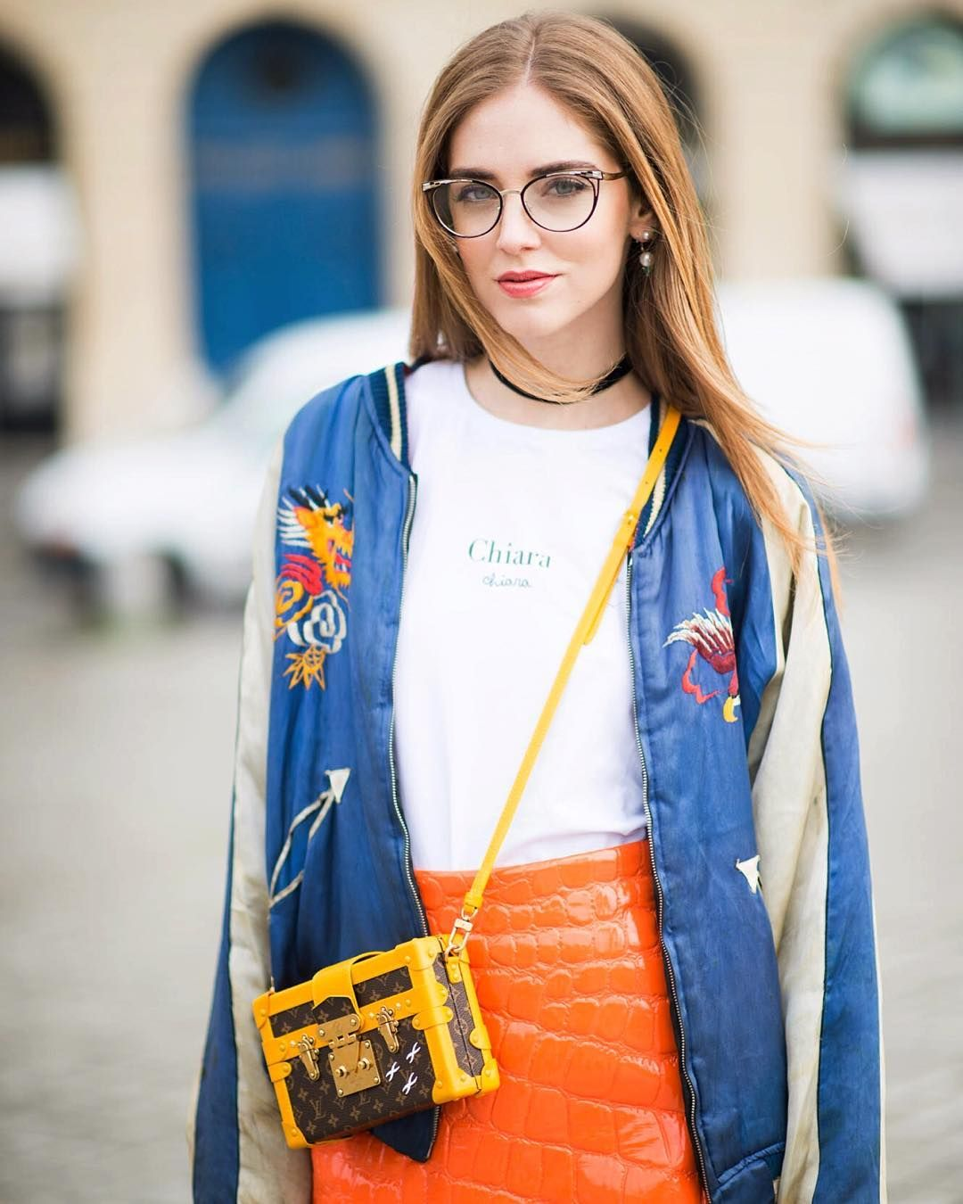 Love fiercely (and don't forget to stop along the way to take photos)  Snapchat/Twitter: @chiaraferragni #NeverStop Italian, living in Los Angeles.