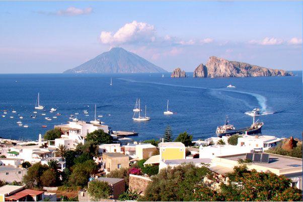 Panarea, Aeolian Islands Home to Dolce & Gabanna