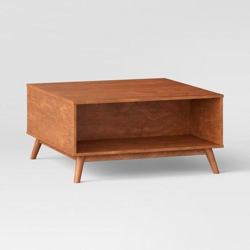 158 Amherst Mid Century Modern Square Coffee Table Project 62 Target
