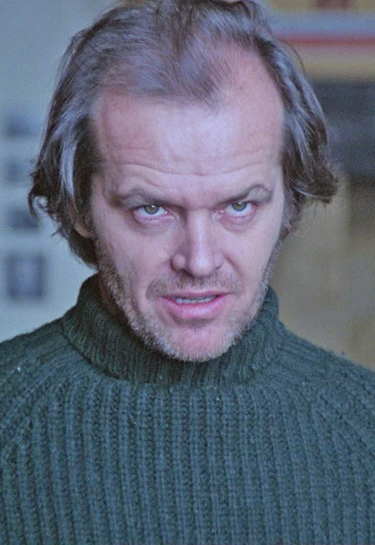 jack nicholson fame favorites image search jack o the shining jack nicholson when he s looking out the window at danny and his wife